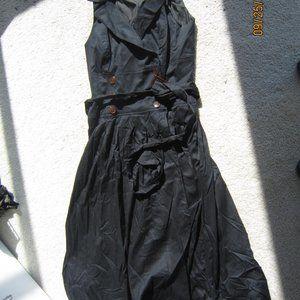 Jones New York, Black double Breasted Dress